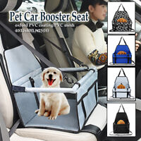 Pet Car Booster Seat Puppy Dog Cat Auto Carrier Travel Protector Basket