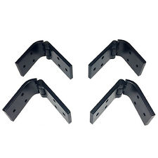 Set of 4 Stock Door Hinges 1968 – 1977 Ford Bronco ***FREE 1-3 DAY SHIPPING***