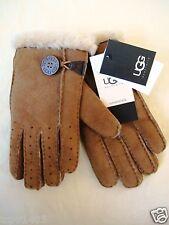 NWT UGG® Australia_ Chestnut Bailey Womens Glove (M)