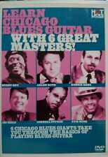 Learn To Play CHICAGO BLUES GUITAR  - Jazz & Blues - Techniques -  DVD