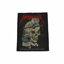 Metallica Harvester Of Sorrow Woven Patch Official Merchandise