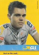 CYCLISME carte cycliste THOMAS OREDSSON équipe GLS