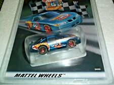 new mattel tyco slot car nascar hot wheels 30th anv, 440 x 2 chassis fast nice