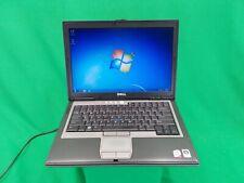 Dell Latitude D630 Intel Core 2 Duo @ 2.00GHz 120GB SSD 4GB RAM Windows 7 Pro