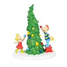 Department 56 Grinch Village New 2018 WHO-VILLE CHRISTMAS TREE 4059423 Whoville
