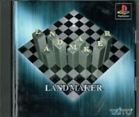 USED PS1 PS PlayStation 1 Landmaker