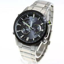 CASIO 2016 EDIFICE Chronograph EQW-T640DB-1AJF Men's Watch New in Box