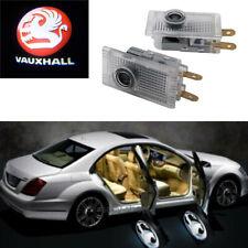 2X VAUXHALL CORSA CAR DOOR COURTESY LED  EMBLEM LASER LIGHT