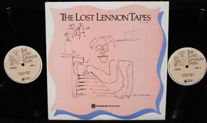 Lost Lennon Tapes-2-LP Radio Show-91-02-Disintegration Of Lennon-McCartney-Cues!