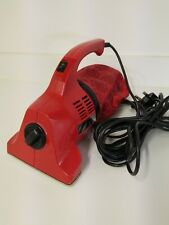 Dirt Devil Hand Red Vacuum Cleaner, With Extra Long Cord new belt fitted