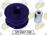 Skoda Fabia VRS (99-07) Lower Engine Mounting Bush Kit - SuperPro Poly Dogbone