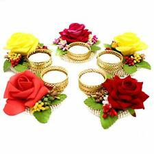 Decorative Candle Holder T Light Candle for Decoration/Diwali/Gifting Set of 5