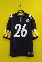 🏈 PITTSBURGH STEELERS # 26 LE'VEON BELL NIKE JERSEY MENS- 2XL