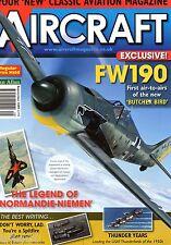 Aircraft Illustrated Magazine 2009 September Pan Am,Mirage,Fw190
