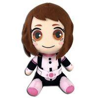 My Hero Academia - Ochaco Hero Costume Sitting 7in (20cm) Soft Toy Plush (GE5...
