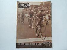 *Rare Vintage 1950s 'MIROIR-SPRINT' - French Cycling Magazine - 3 September 1951