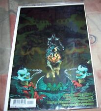 Dark Knights Rising The Wild Hunt #1 Doug Mahnke Foil-Stamped Cover
