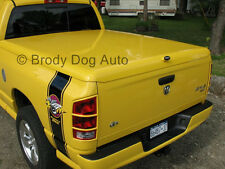 Dodge Ram Fiberglass Hard Tonneau Bed Covers 1994-2015 PAINTED With Headliner