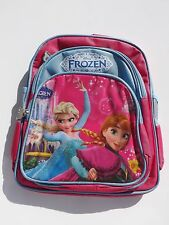 Frozen Princess Elsa Anna 3 Pocket Small Backpack Purse Diaper Bag 141200011