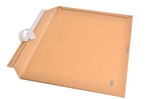 Versandtasche aus Wellpappe Suprawell SW995 740x530 mm Kalenderverpackung DINA2+