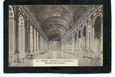 cpa 78 Château de VERSAILLES - Galerie des Glaces (1904)