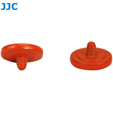 JJC Orange Shutter Release Button Cap for Fujifilm X-PRO2 X-E2 X100F X-T2 X-T20