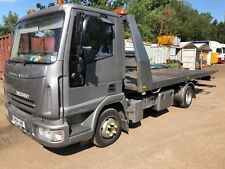 Iveco Eurocargo 75E17 Titl And Slide Recovery Lorry With Spec Lift