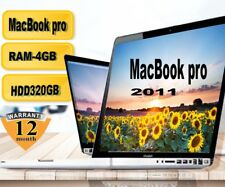 "Apple MacBook Pro MC700LLA-PB-RCC 13.3"" i5 2.3 4GB 320GB- 12 Month warranty"