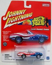 JL 2001 HOLLYWOOD ON WHEELS AUSTIN POWERS FELICITY SHAGWELL'S CORVETTE