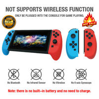 Left + Right Game Controller For Nintendo Switch Joy-Con Game Pad Joy-pad