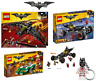 LEGO The Batman Movie The Batmobile/Batwing/Riddler Racer & More - New & Boxed
