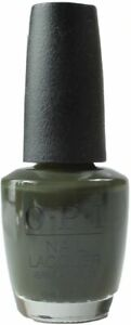 OPI Things Ive Seen In Aber-Green U15 Nail Polish 15ml Bottle