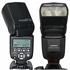 Yongnuo YN560III  LCD Speedlite Flash for Canon EOS 1200D 750D 650D 550D 5D 6D