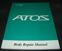 Werkstatthandbuch Karosserie Hyundai Atos Body Repair Manual Stand 2003