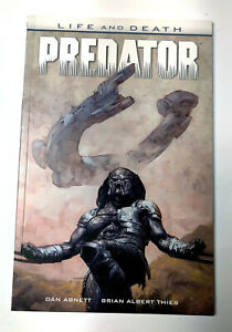 PREDATOR: LIFE AND DEATH TPB (2016, Dark Horse Comics) NEW OOP