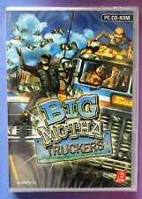 BIG MUTHA TRUCKERS PC CD-ROM TRUCK RACING DRIVING GAME brand new & sealed UK !