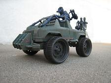 Custom GI Joe Mudbuster Vehicle Battle Corps action figure lot complete