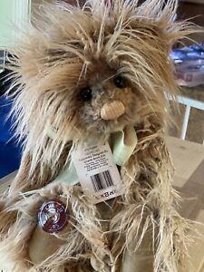 PERTWEE Charlie Bears  A Wild, Unusual Plush!