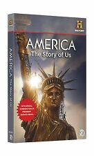 America The Story Of Us (3-Disc Collection) [DVD] Free Shipping