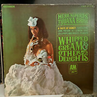"HERB ALPERT - Whipped Cream (SP-4110) - 12"" Vinyl Record LP - VG"
