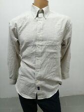 Camicia GANT Uomo Taglia Size M Shirt Man Chemise Homme Cotone Polo  P 7827