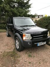 LAND ROVER DISCOVERY 3 MANUAL LOW TAX LOW MILEAGE