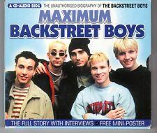(HH470) Maximum Backstreet Boys, The Unauthorised Biography - 1999 CD