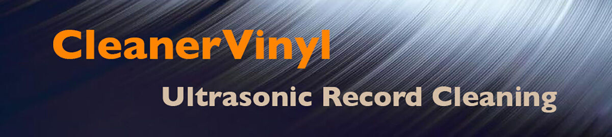 Ultrasonic Record Cleaning Store