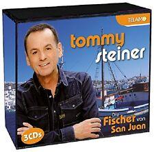 TOMMY STEINER - DIE FISCHER VON SAN JUAN 3 CD NEU