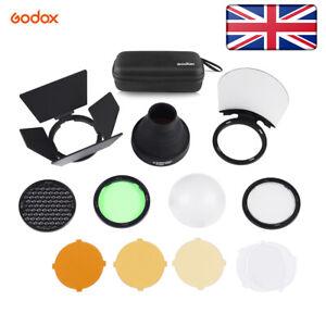 EU Stock Godox AK-R1 Pocket Flash Light Accessories for H200R Round Flash Head