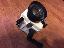 Vintage Aqua Vision Systems Capsule 10 Underwater Camera Housing Sony CCD M8