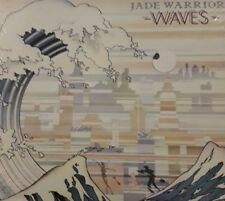 JADE WARRIOR- WAVES *CD BRAND NEW SEALED NUOVO SIGILLATO RARO PROGRESSIVE ROCK