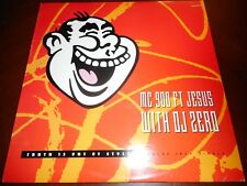 "MC 900 FT JESUS WITH DJ ZERO TRUTH IS OUT OF STYLE VINYL 12"" NETTWERK EXCELLENT"