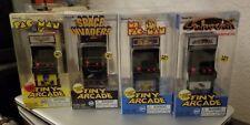 Arcade Classics  Lot Of 4 Games Retro Mini Arcade Game BNIP Free Shipping